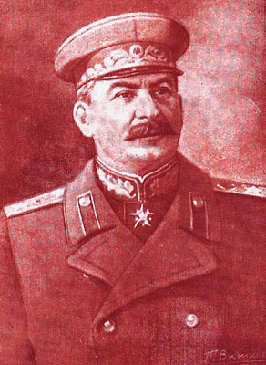 Staline-maréchal