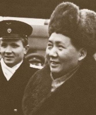 Mao Zedong en URSS-1949
