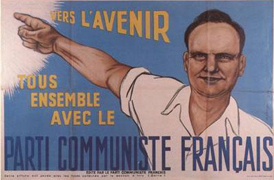 affiche PCF-Fougeron-Torez
