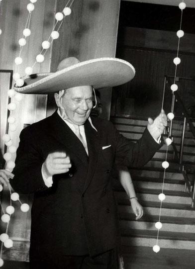 Tito à Brioni en 1964