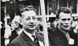 Jacques Grippa et Fons Moerenhout - Bruxelles 1965