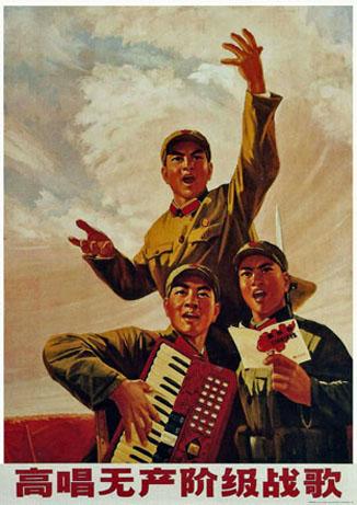 Chantons haut les airs des combattants prolétariens - 1972