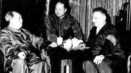 Pékin, 10 juin 1964 : rencontre entre Mao Zedong et Jacques Grippa