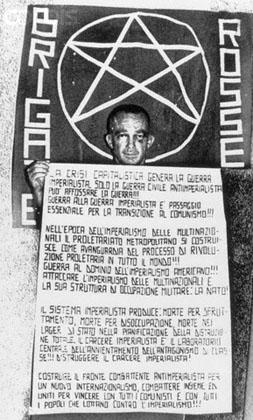 Le général US James Lee Dozier capturé par les Brigades Rouges