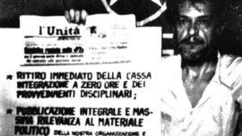 Renzo Sandrucci prisonnier des Brigades Rouges en juillet 1981