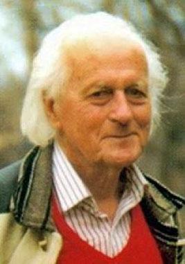 L'agronome René Dumont