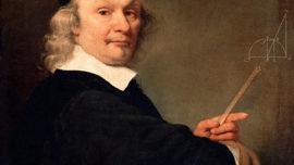 Ferdinand Bol-portrait mathématicien