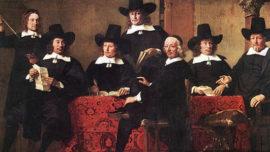 Ferdinand Bol-Les présidents