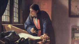 Vermeer-le géographe