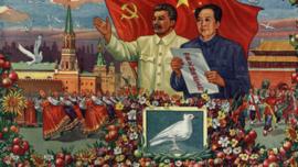 Staline-Mao-Chine