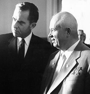 Nixon-Khrouchtchev
