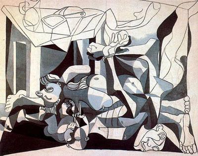 Picasso-le charnier