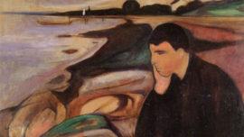 Munch-melancolie