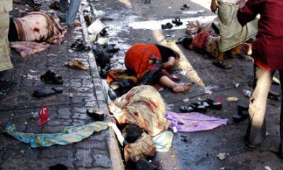 Attentats meurtriers au Bangladesh