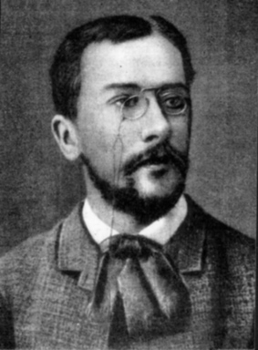 Konstantin Sergeevich Merezhkowsky