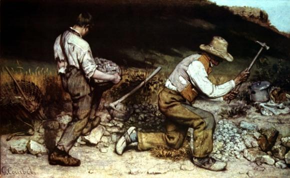 Les casseurs de pierres (1849)