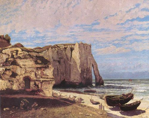 Etretat (1870)