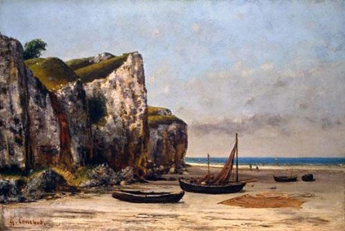 Plage de Normandie (1872-1875)