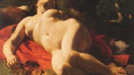 La Bacchante, non daté (entre 1844 et 1847)