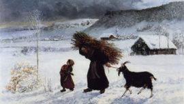 La Pauvresse de village (1866)