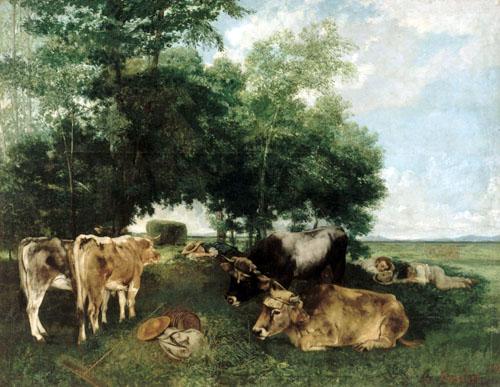 La sieste pendant la saison des foins (1867)