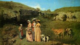 Les Demoiselles de village (1851)