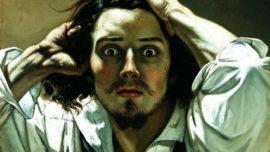 Autoportrait : Le dédespéré