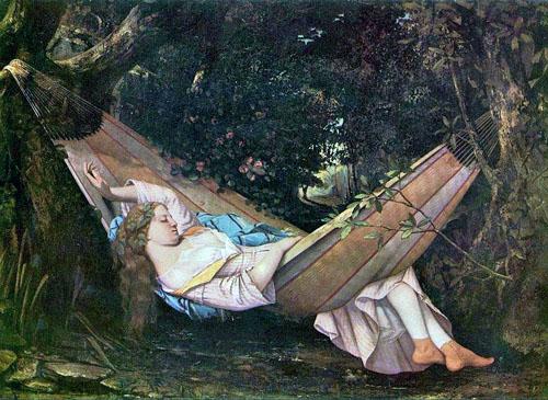 Le hamac (1844)