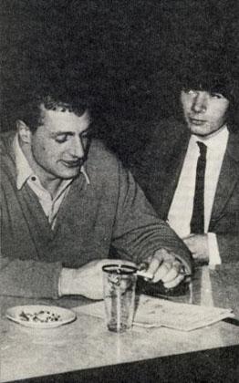 Leuven 1968 : Paul Goossens et Ludo Martens