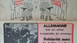 Bimensuel TPO-AMADA du 26 octobre 1977 (n° 26)