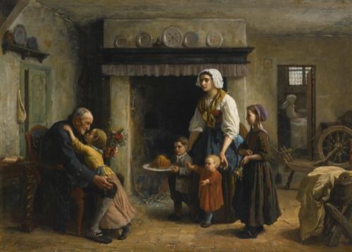 breton_la_fete_du_grand-pere_1864_.png
