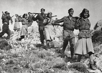 Partisans grecs