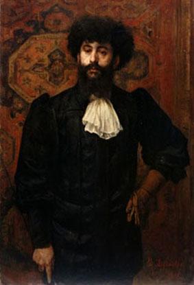 Sâr Mérodack Joséphin Peladan