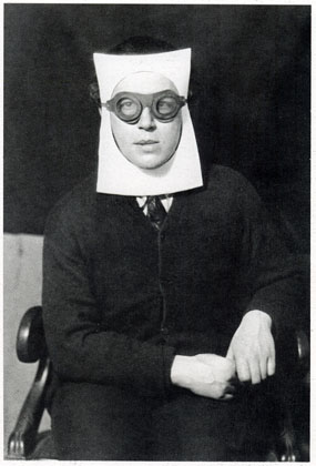 Breton par Man Ray