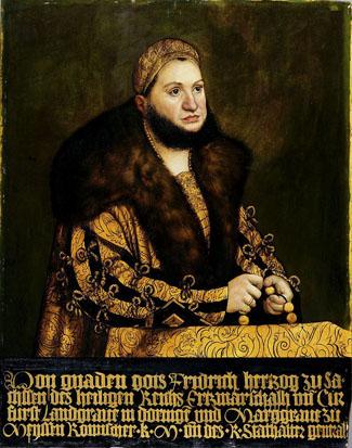 Frédéric III le Sage, duc de Saxe