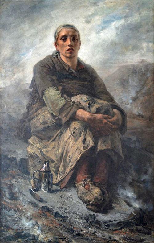 Cécile Douard - La Hiercheuse