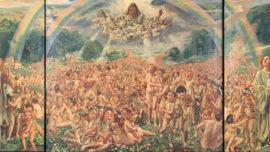 Léon Frédéric - Tout meurt mais connaîtra la résurrection par l'amour de Dieu