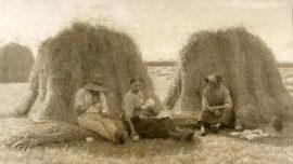 Louis Pion - Le goûter aux champs