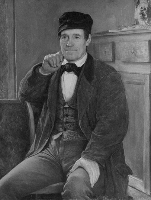 Louis Pion - Portrait du père