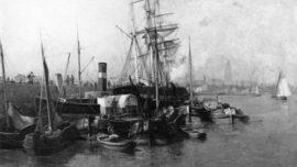 Maurice Hagemans - Port d'Anvers