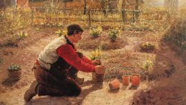 Théodore Verstraete - Mon voisin le jardinier