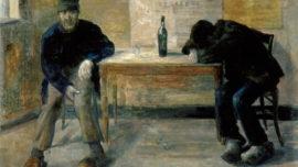 James Ensor - Les ivrognes