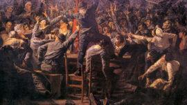 Henry Luyten - La grève