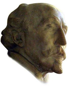 Buste d'Edmond Picard - Palais de justice de Bruxelles