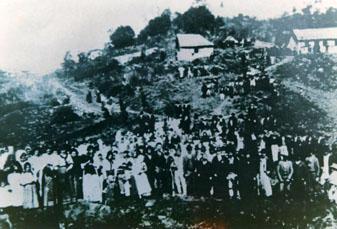 Révolte paysanne dans le Pernambouc en 1874