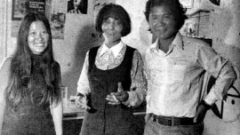 Fusako Shigenobu, Leila Khaled, Koji Wakamsatsu - Beyrouth 1971