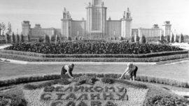 Gloire au grand Staline