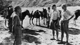 Norman Béthune (tout à droite), en Chine en 1938