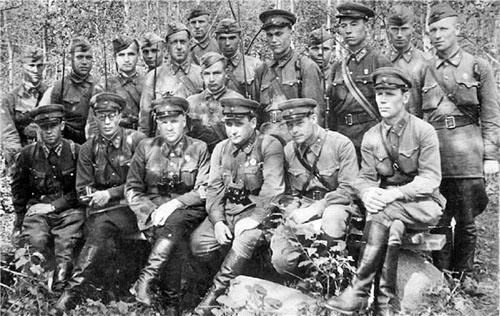 Agents du NKVD