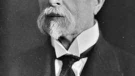 Tomáš Masaryk (1850-1937)